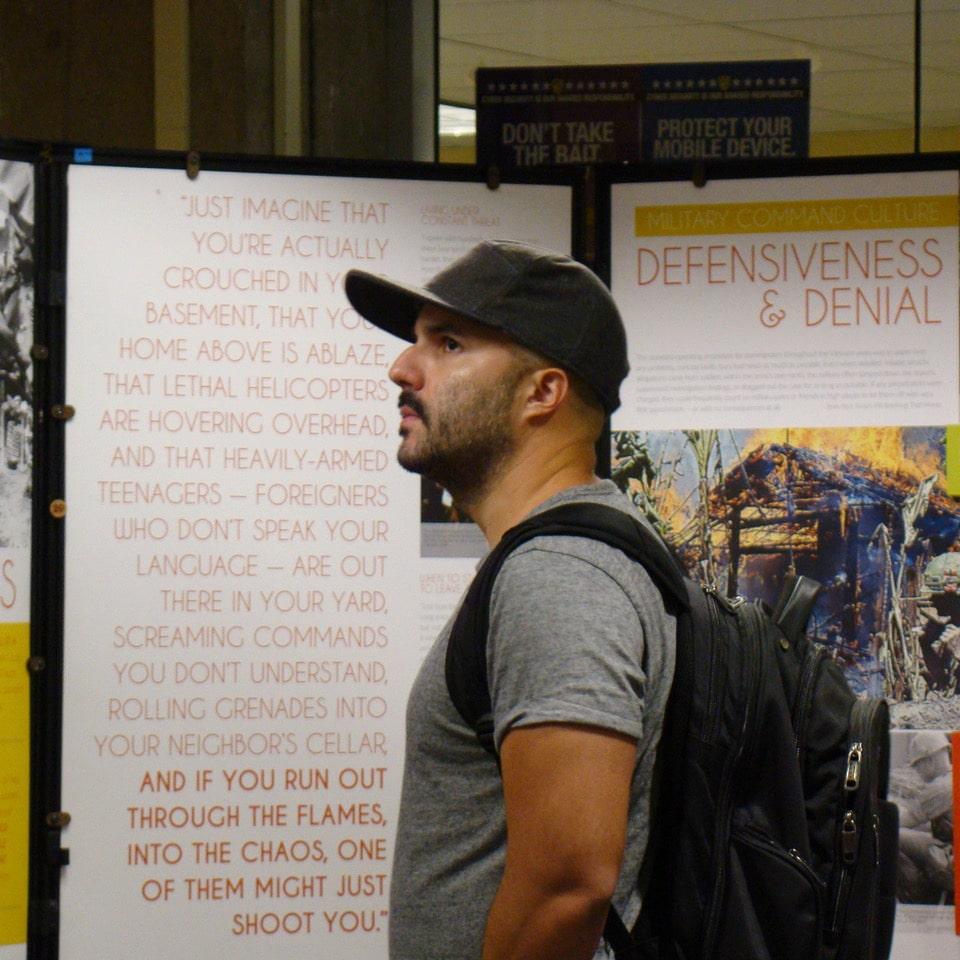 My Lai Memorial Exhibit Featured At ASU in Phoenix